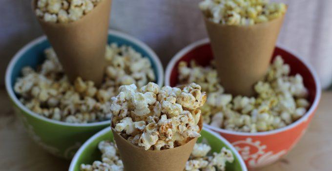 Popcorn: Three Ways!