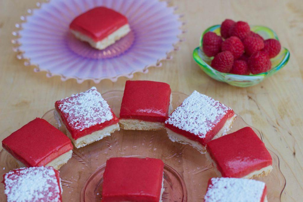 Raspberry Rhu-Bars
